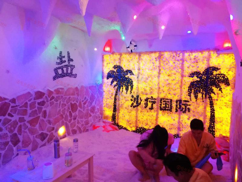 松辰堂国际盐疗房给您带来不一样的养生体验