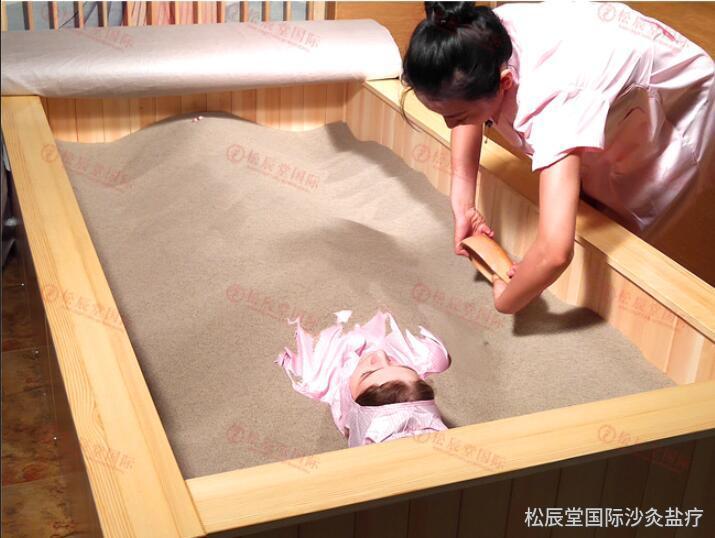 松辰堂国际带您了解沙灸对女人的好处,沙灸注意事项
