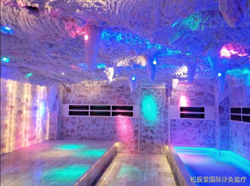 松辰堂国际带您了解盐蒸和汗蒸的不同,盐蒸和汗蒸的区别