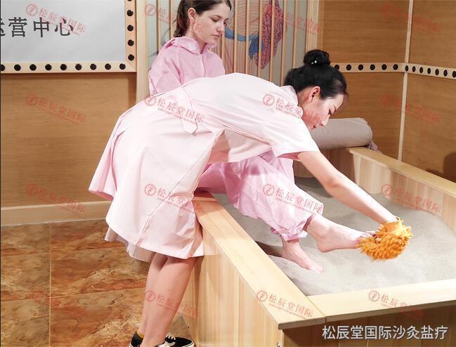 松辰堂国际带您了解沙疗应该怎么做,沙疗的做法,沙疗的做法有哪些