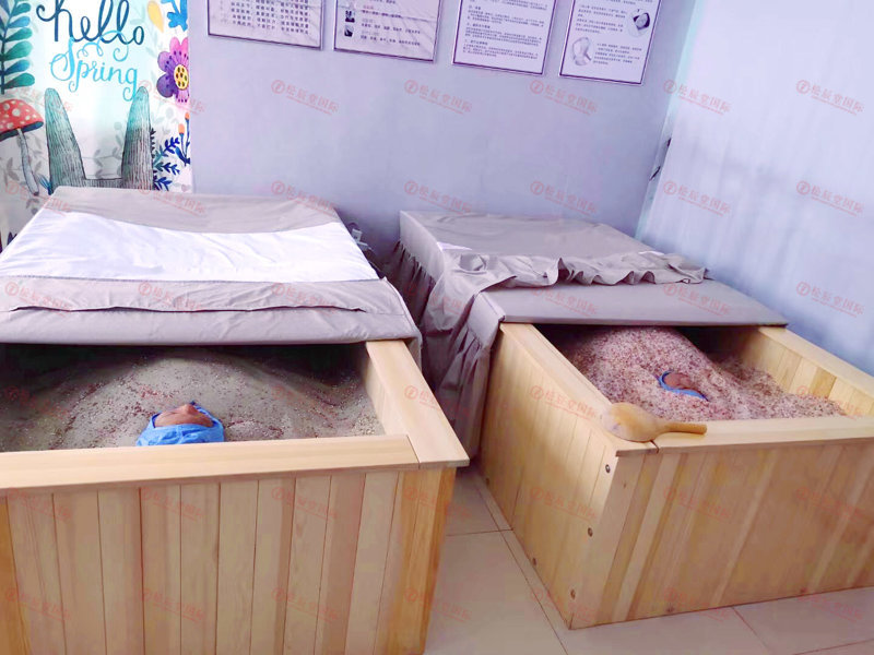 松辰堂国际带您了解什么是沙疗,沙疗的作用,沙疗的介绍