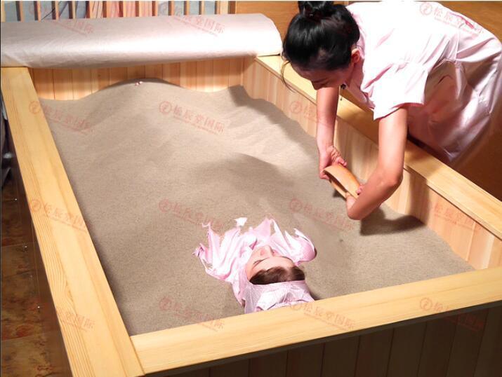 松辰堂国际带您了解沙疗你到底有知晓多少呢,沙疗的介绍
