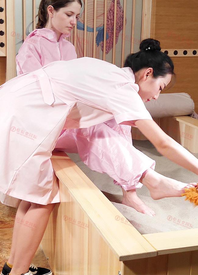 松辰堂国际带您了解汗蒸的好处有哪些,汗蒸的好处