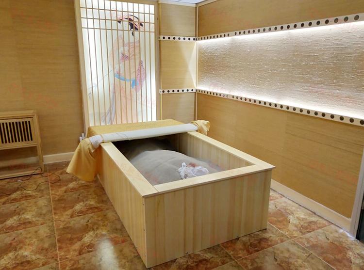 松辰堂国际带您了解沙疗对颈椎病的好处,沙疗的注意事项