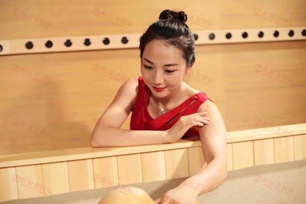 松辰堂国际带您了解沙疗的好处,沙疗的好处有哪些
