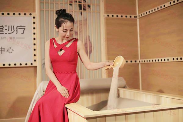 松辰堂国际带您了解沙疗是什么,沙疗与商机的关系