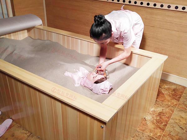 松辰堂国际带您了解沙灸床的合适温度是多少,沙灸床的合适温度是