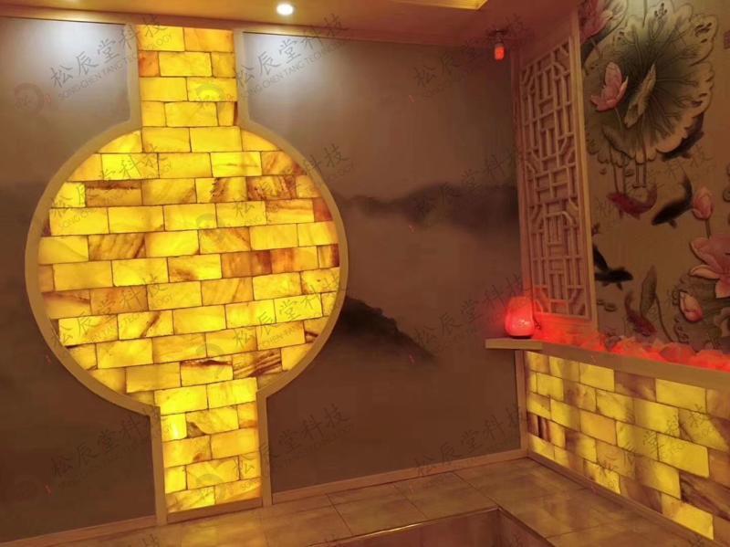 松辰堂国际带您了解盐屋汗蒸房加盟项目挣钱吗