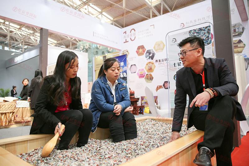 松辰堂国际带您了解玉疗养生的功效