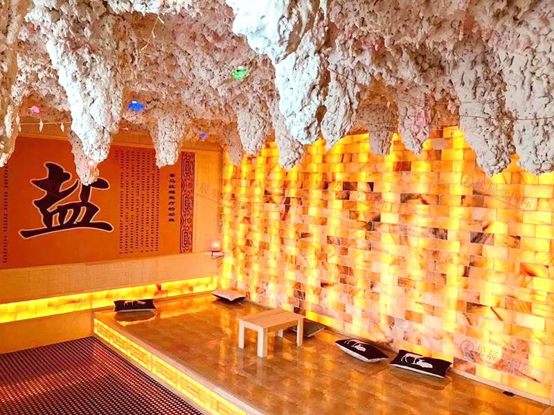 松辰堂国际带您了解盐砖有什么功效作用