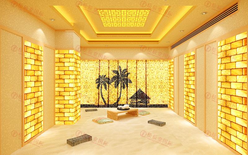 松辰堂国际带您了解投资盐屋汗蒸房的优势