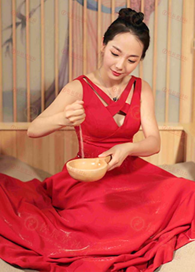 松辰堂国际带您了解沙疗床中的沙子