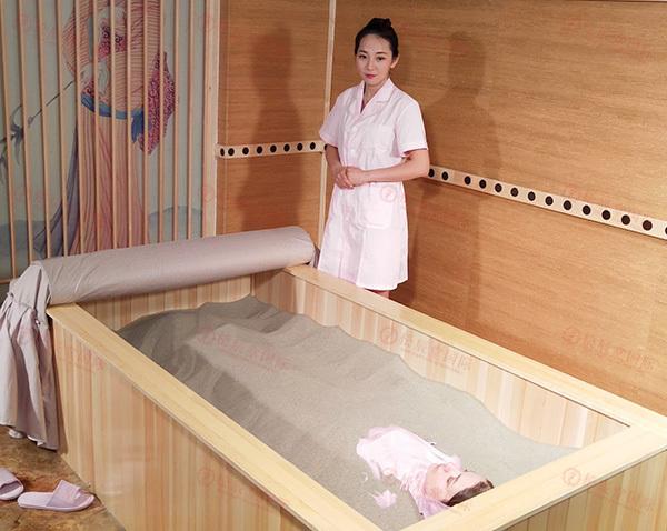 松辰堂国际带您了解沙疗的作用有哪些,沙疗的作用