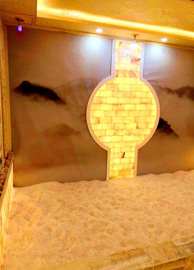 松辰堂国际带您了解盐疗房开店前要注意什么