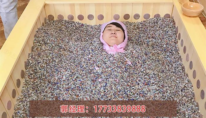 松辰堂床体-多宝石床2