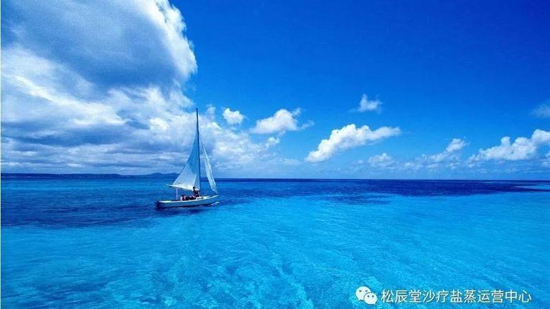 置身盐疗中矿氧空间中,好比享受远古海洋浴。
