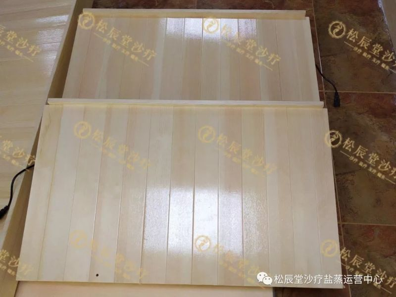 松辰堂国际的UV滚涂技术让沙疗床更耐用