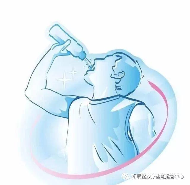 沙疗时要适当的补充水分是沙疗的注意事项之一