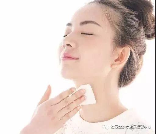 沙疗前要洗浴卸妆是沙疗的注意事项之一