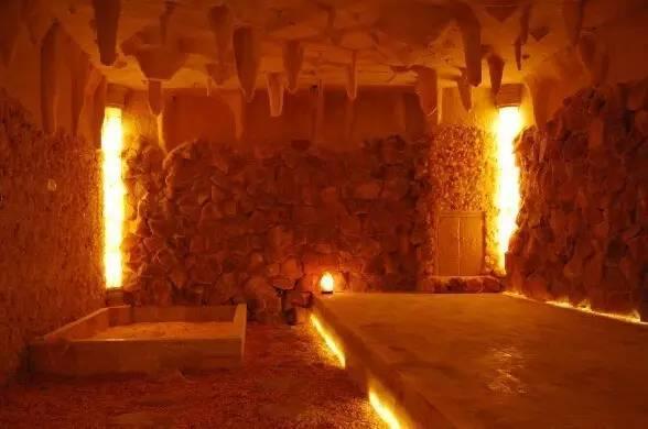 松辰堂国际带您了解什么是盐疗房