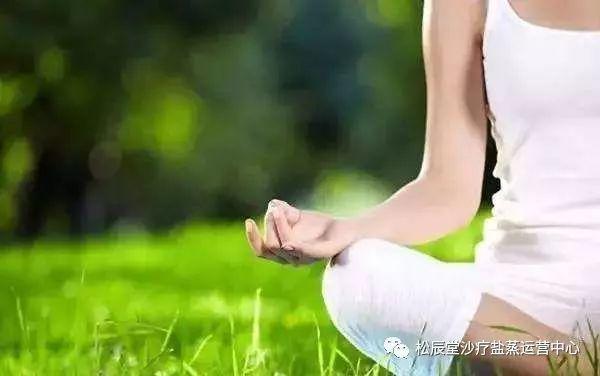 松辰堂国际沙疗提升人体自愈力